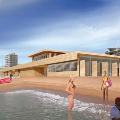 centre voile, Frejus, architecte, plan