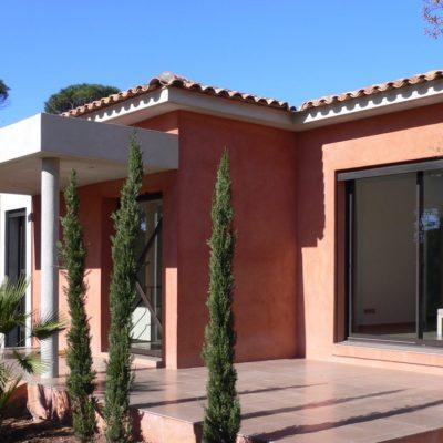 villa maison renovation provencal méditerranéen style architecte