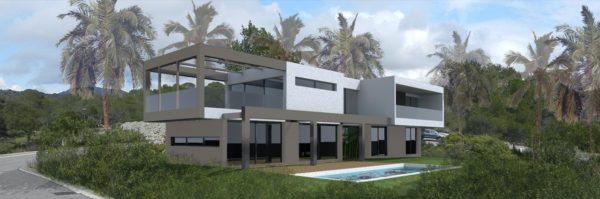 maison, architecte, Frejus