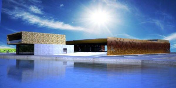 criée, port de bouc, projet, public, architecte